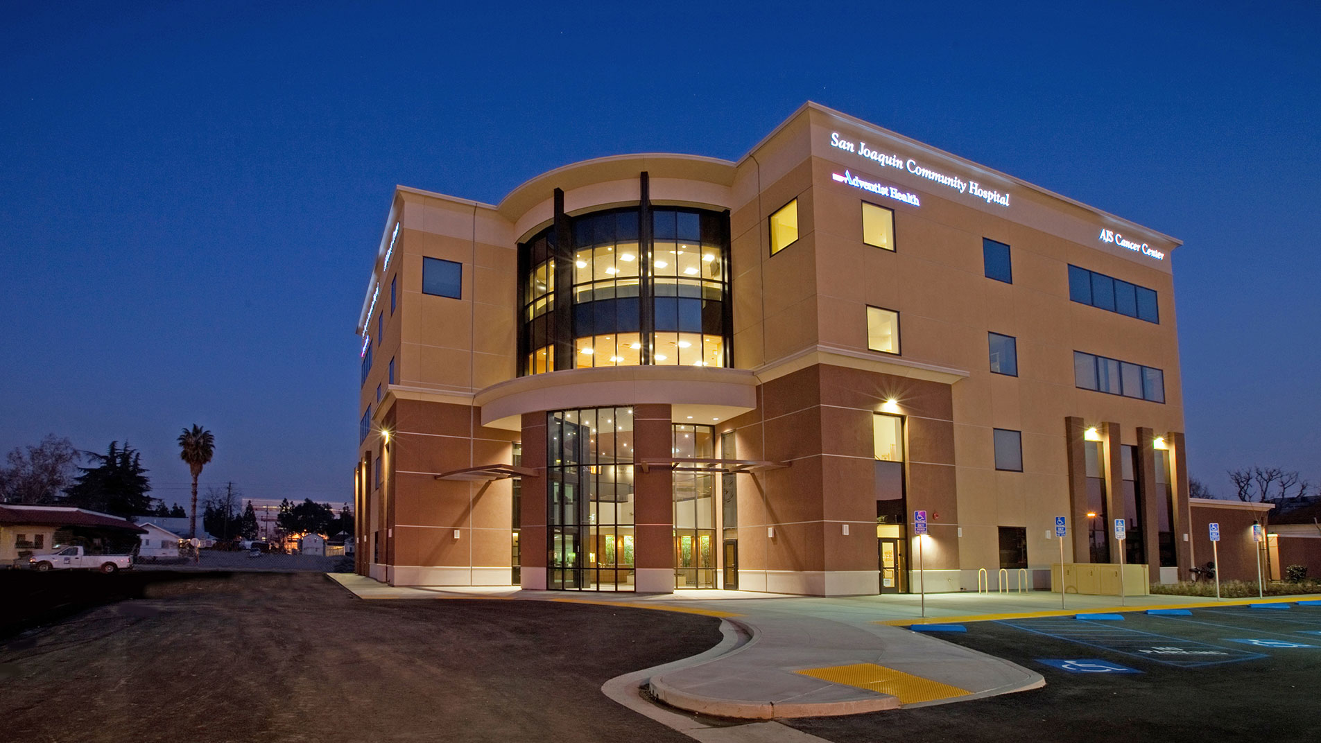 Advanced Structural Design Inc Ais Cancer Center